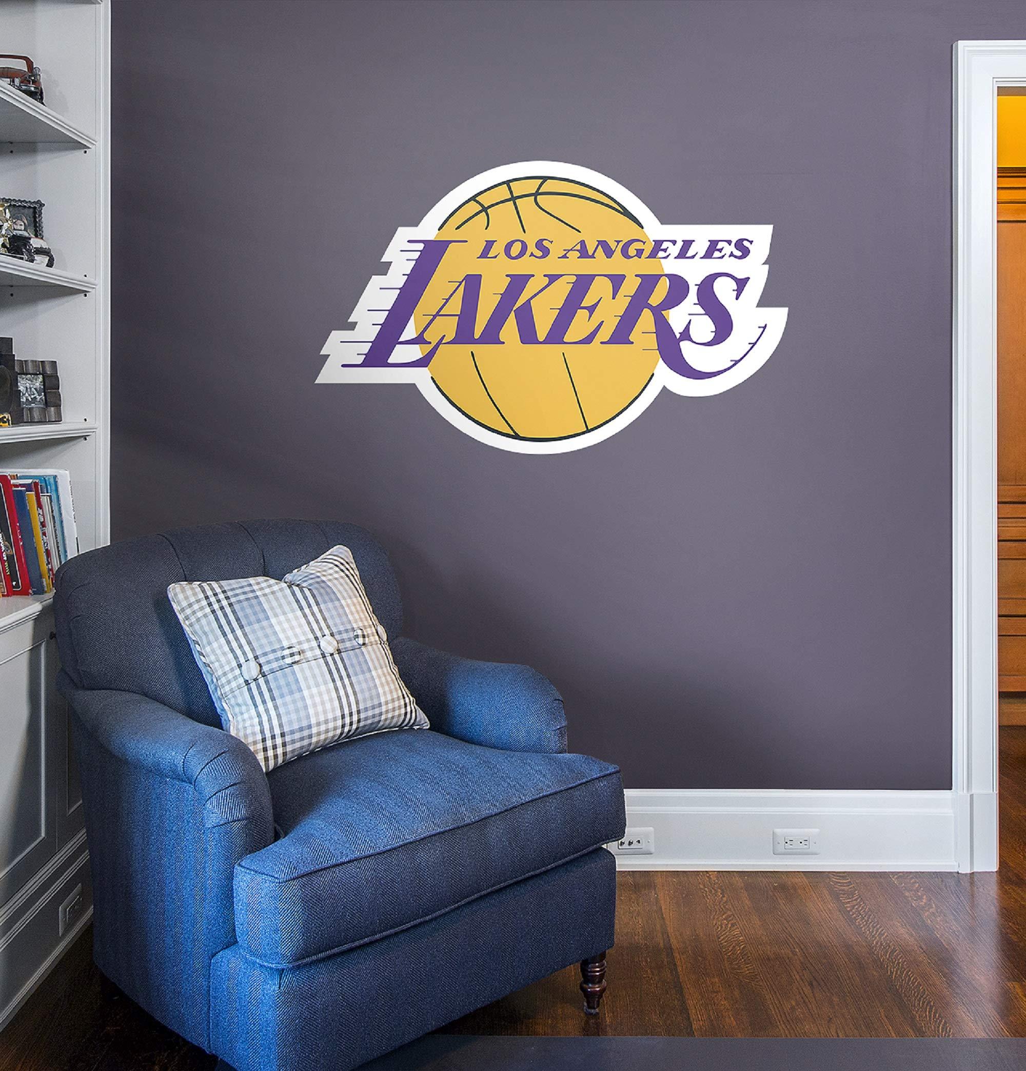 Fathead NBA Los Angeles Lakers Los Angeles Lakers by Fathead