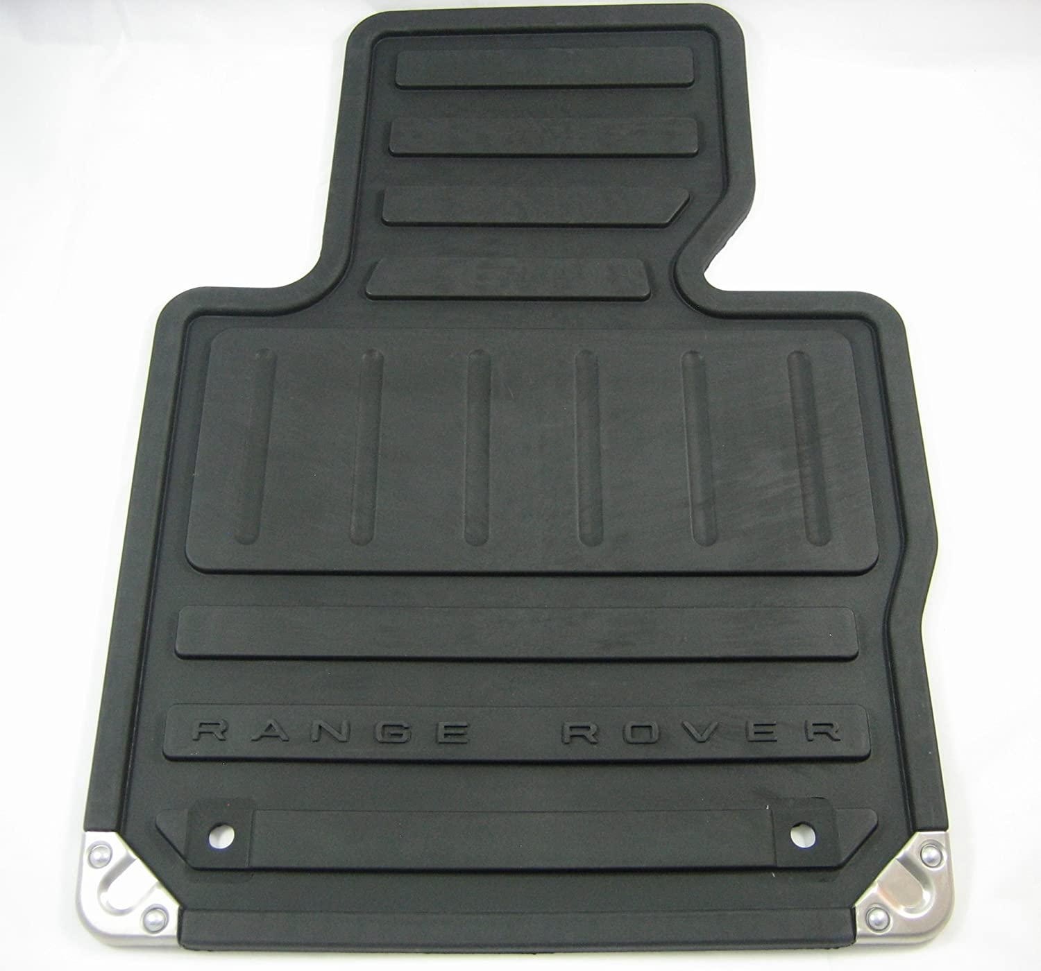 Genuine 2011-2012 Range Rover All Weather Rubber Mat Set VPLMS0084