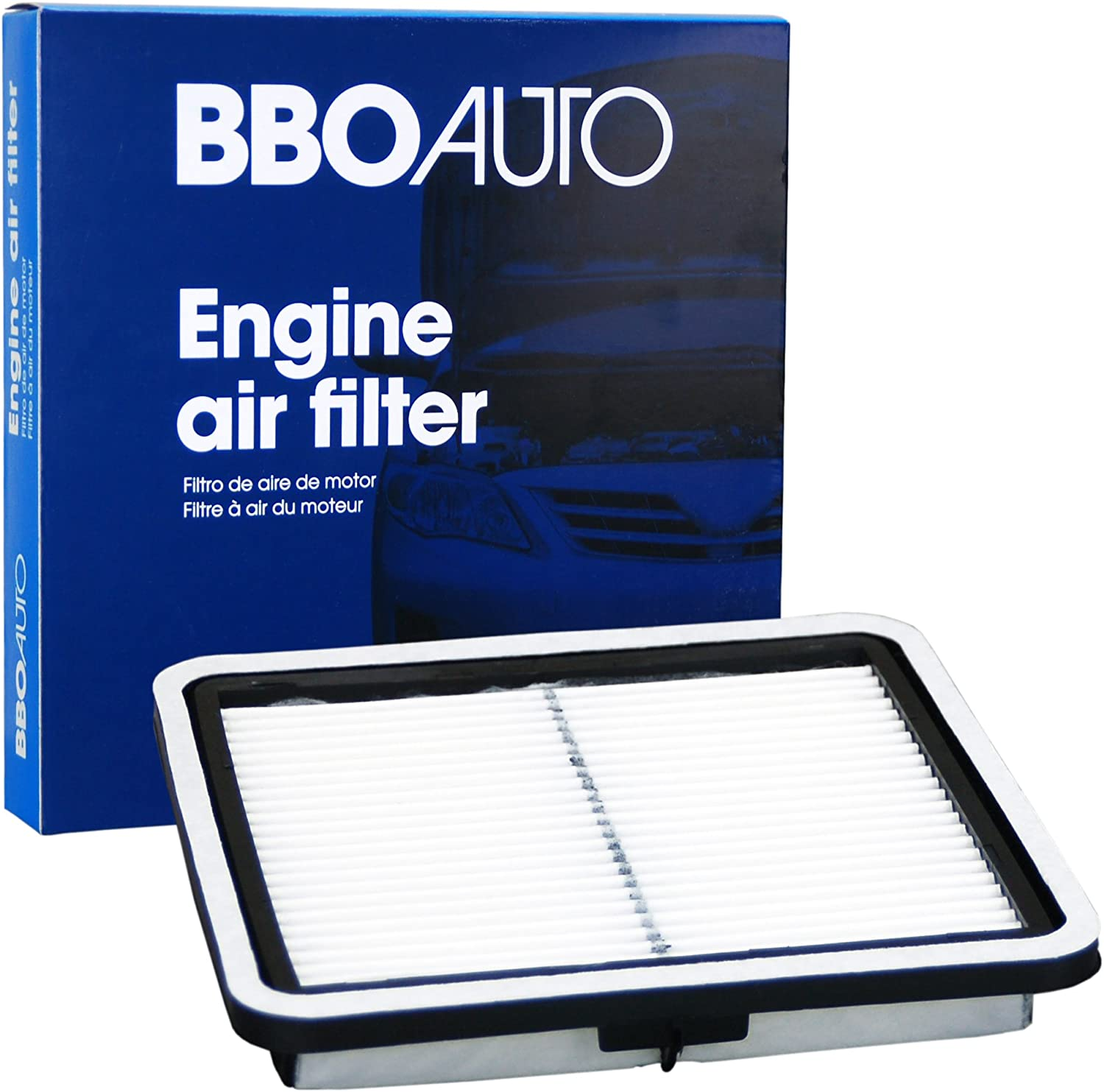 For B9 Tribeca Forester Impreza Legacy Outback Tribeca WRX Air Filter New