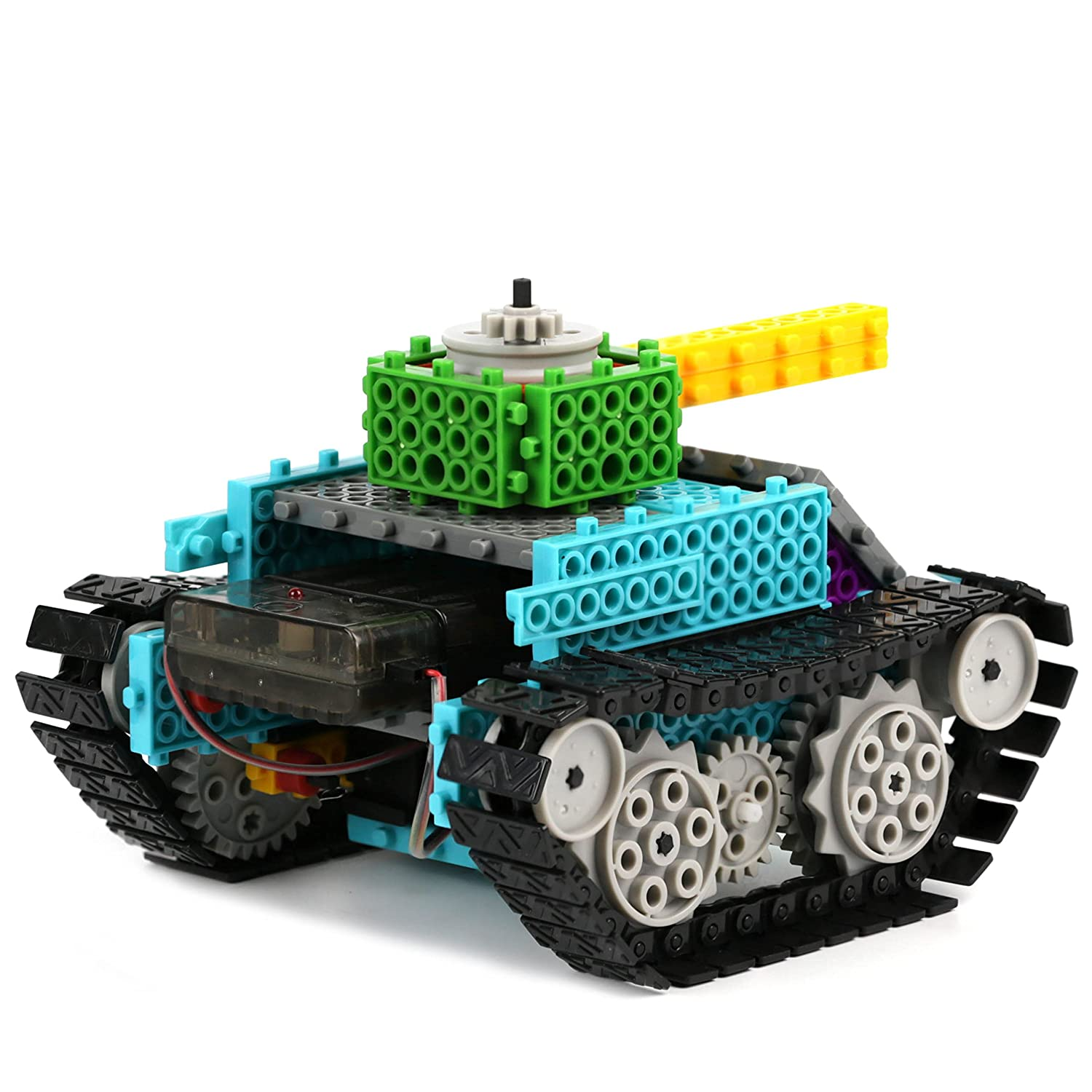 Amazon Remote Control Building Kits for Boy Gift STEM Robot