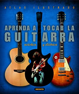 Aprenda a tocar guitarra electrica y acustica / Learn to play electric and acoustic guitar (