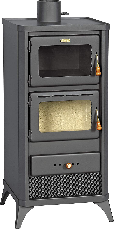 Estufa de leña para horno, estufa de cocina, chimenea de 12 kW Prity FME