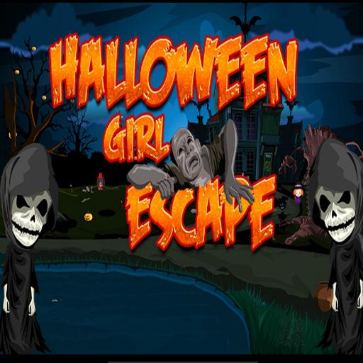 Halloween Girl Escape -