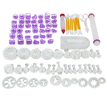 Fondant Tools Thsinde 87 Cake Sugarcraft Alphabet Letters Cutters Decorating Icing