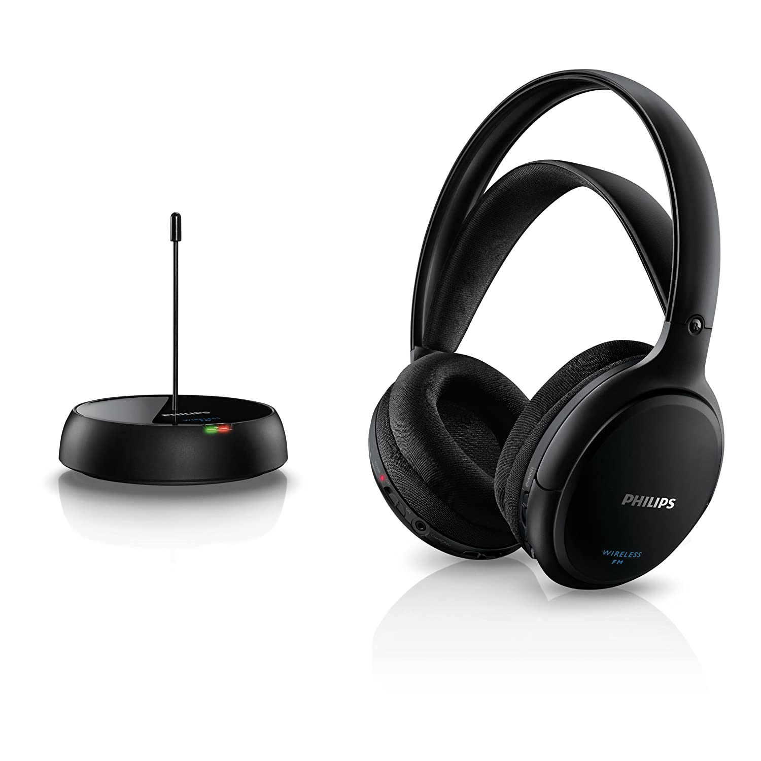 Philips SHC5100 10 Wireless HiFi Headphones 32 mm  Amazon.co.uk  Electronics 1b18d5533e0d