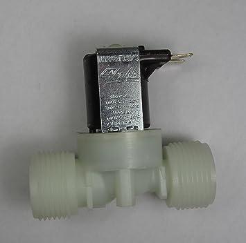 """Magnetventil 230 Volt 3//4/"""" bis 75°C 5#"""
