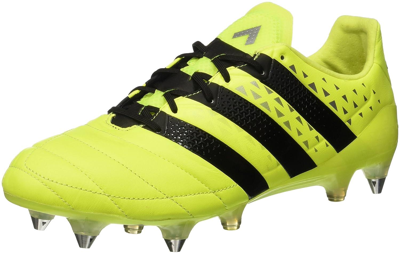 03494f29 Amazon.com | adidas Ace 16.1 SG Leather Mens Football Boots ...