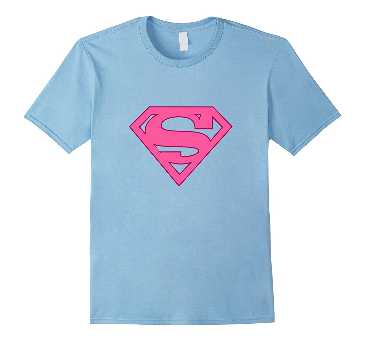 Super-Girls Pink T-Shirt-CL