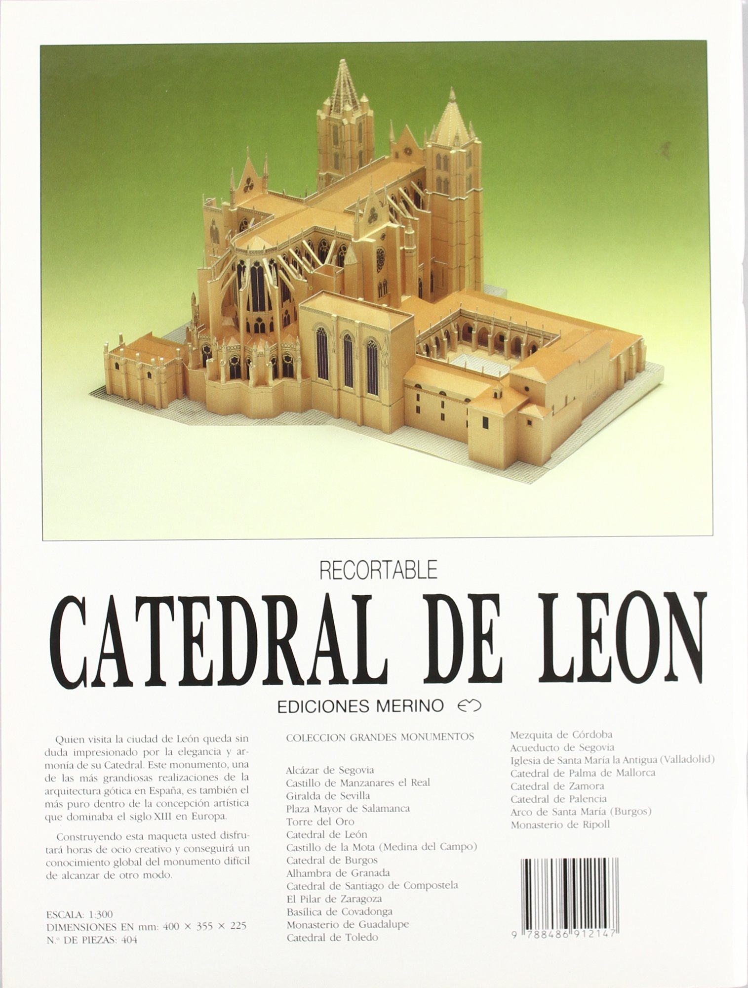 Catedral De Leon: 9788486912147: Amazon.com: Books