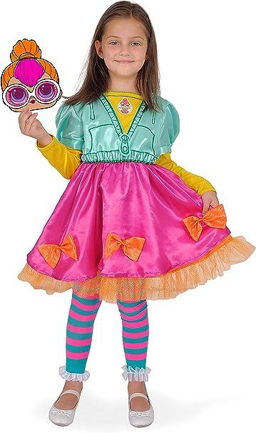 Ciao Costume Travestimento L.o.l. Surprise Neon (Taglia 6-9 Anni ...