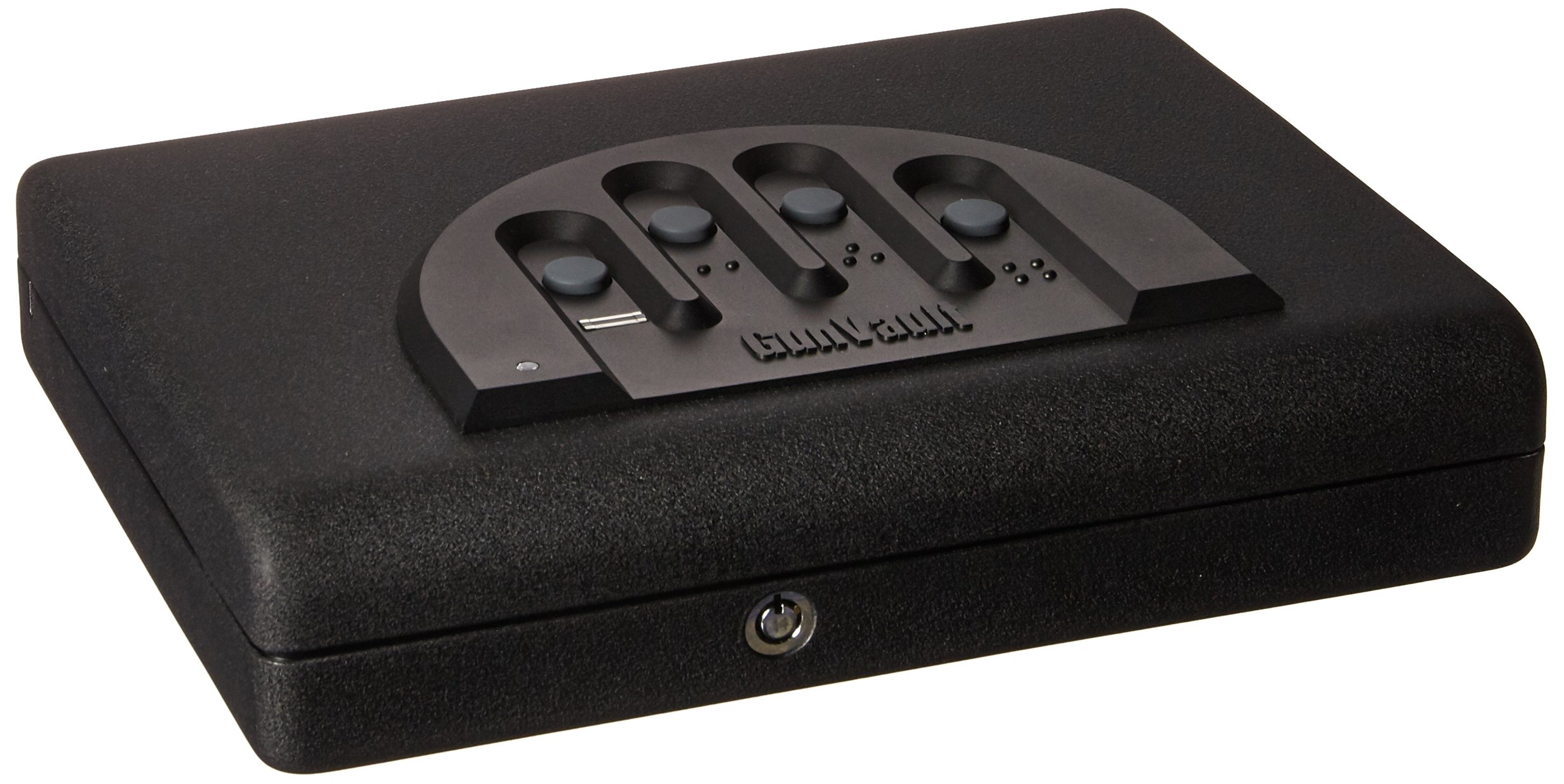 Gunvault MVB500 Microvault Biometric Pistol Gun Safe by GunVault (Image #1)