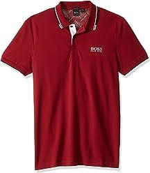 Hugo Boss Men s Paddy Pro Short Sleeve Polo Shirt 157f1784afe7