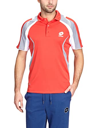 Lotto Sport - Camiseta de pádel para Hombre: Amazon.es: Ropa y ...