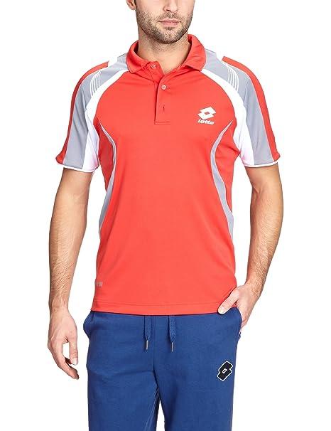 Lotto Sport - Camiseta de pádel para Hombre: Amazon.es: Ropa ...