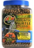 Zoo Med Natural Aquatic Growth Nourriture pour Tortue 212 g