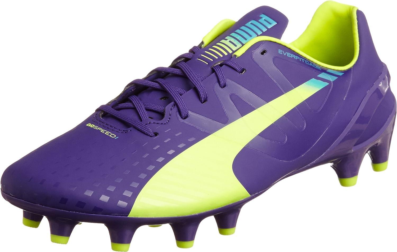 Evospeed 1.3 Fg football boots, Purple