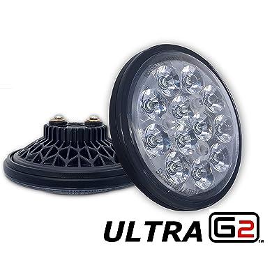 LED Landing Light for Aircraft | 3, 200LM | PAR36 Size | Ultra GEN2 Series | 9-32VDC