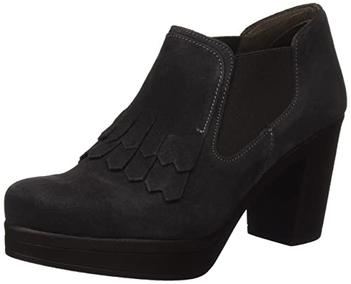 Pedro Miralles Weekend 27604, Botines Chelsea Mujer, Gris (Piombo), 38 EU: Amazon.es: Zapatos y complementos