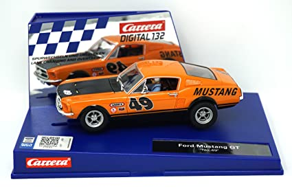 30722 Carrera Digital 132 Ford Mustang GT #49
