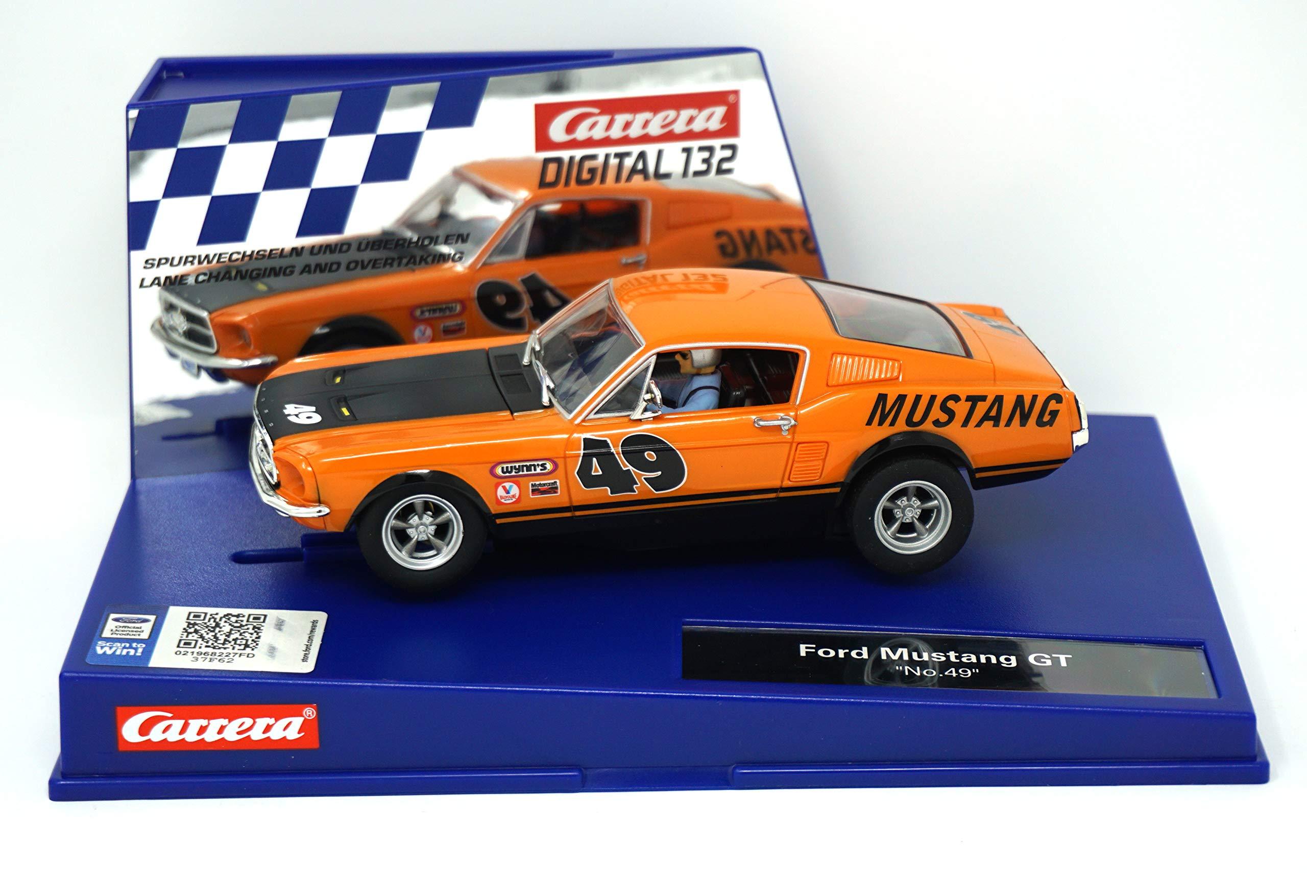 30722 Carrera Digital 132 Ford Mustang GT #49