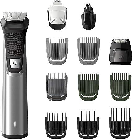Philips MULTIGROOM Series 7000 MG7735/15 cortadora de pelo y ...