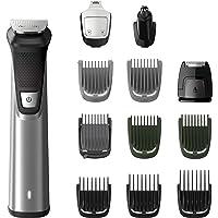 Philips MULTIGROOM Series 7000 MG7735/15 cortadora de pelo y maquinilla Gris Recargable - Afeitadora (Gris, Rectángulo…