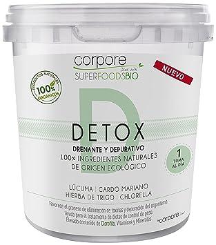 Corpore Superfoods Detox - 25 Unidades: Amazon.es: Salud y ...
