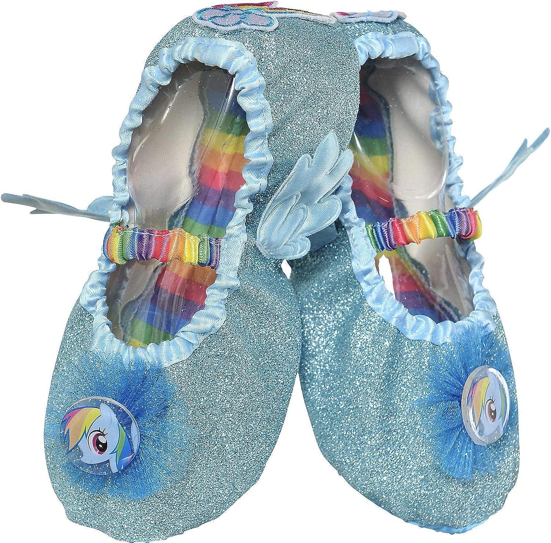 Little Pony Rainbow Dash Slipper Shoes