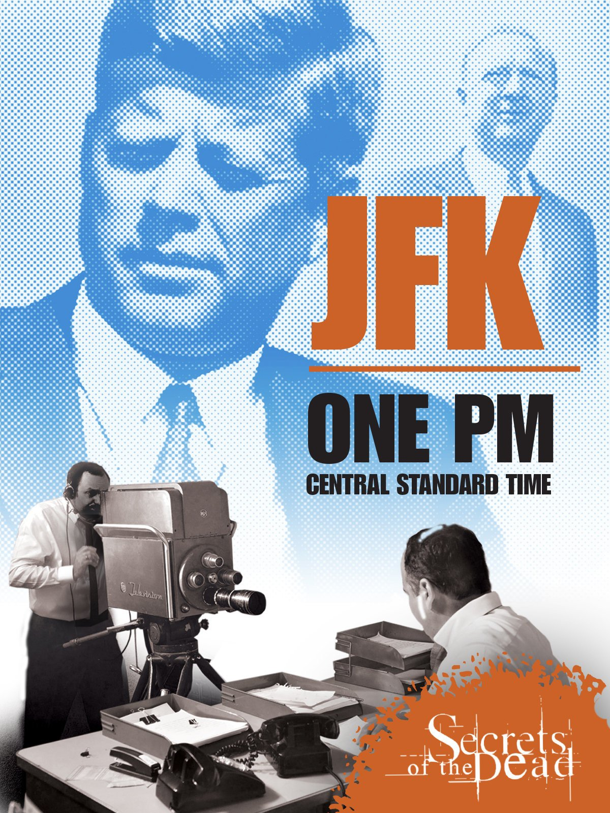 JFK: One PM Central Standard Time on Amazon Prime Video UK