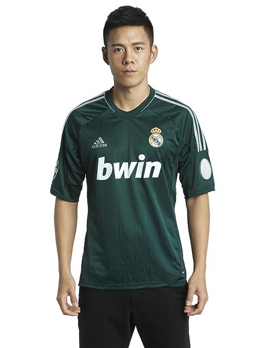 4 opinioni per adidas, Maglietta Uomo Real Madrid 3rd