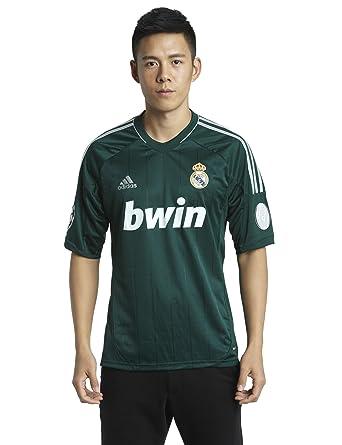 Adidas Real Madrid C.F. - Camiseta de fútbol (3ª equipación), 2012-13, S: Amazon.es: Deportes y aire libre