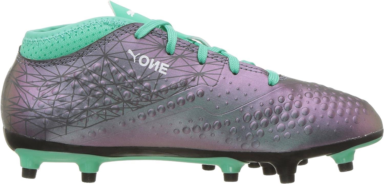 PUMA Kids One 4 Il Syn Fg Jr Soccer Shoe