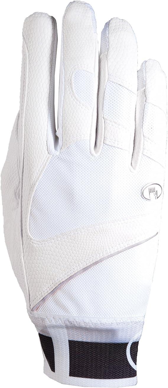 Roeckl Sports Handschuh Milton Unisex Reithandschuhe Bund Dehnbar Touchscreen Bekleidung