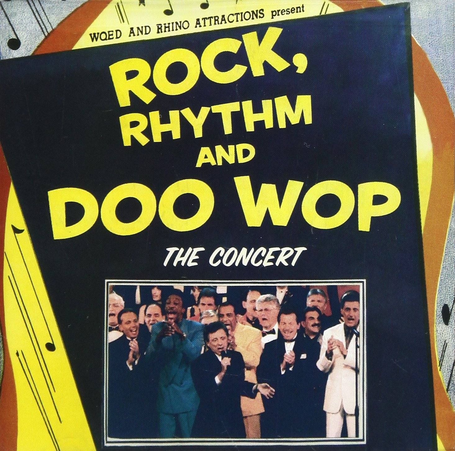 Rock Rhythm & Doo Wop
