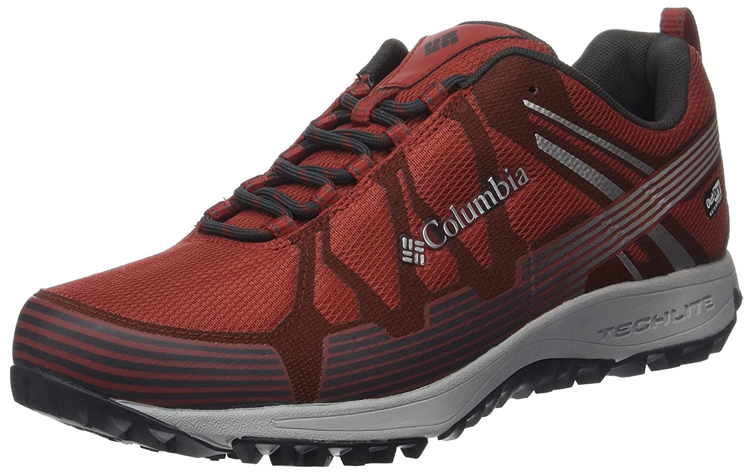 7fb656ddb9942 Columbia Men's Conspiracy V Outdry Low Rise Hiking Boots: Amazon.co.uk:  Shoes & Bags
