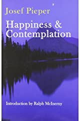Happiness and Contemplation Paperback