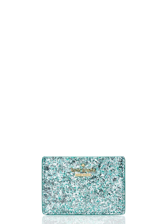 Amazon.com: Kate Spade New York Glitter Bug Credit Card Holder Case ...