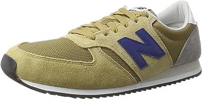 New Balance 420, Entrenadores Unisex Adulto, Marrón (Beige), 46.5 EU: Amazon.es: Zapatos y complementos