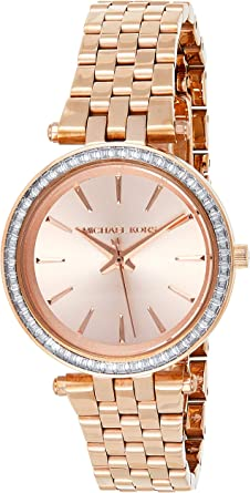 Michael Kors Darci Women's Three Hand Wrist Watch