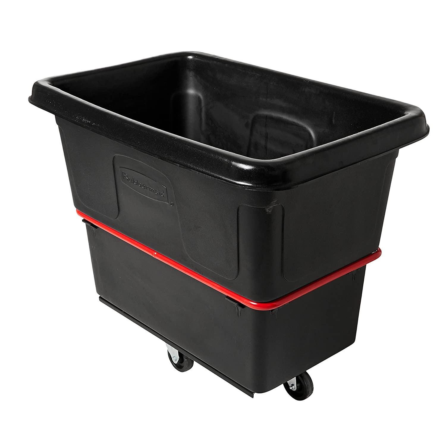 Amazon.com: Rubbermaid Commercial Cube camión, 9,6 almud ...