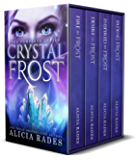 Crystal Frost: The Complete Series (English Edition)