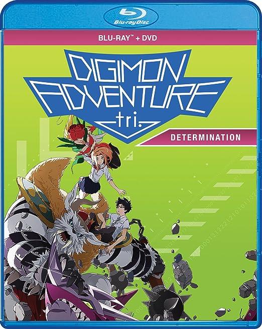 Digimon Adventure Tri: Determination Edizione: Stati Uniti Italia Blu-ray: Amazon.es: Colleen OShaughnessey, Mona Marshall, Colleen OShaughnessey, Mona Marshall: Cine y Series TV