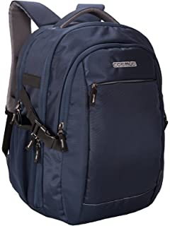 COSMUS Horizon Polyester DSLR Camera Backpack Bag with Laptop Compartment  and Padded Adjustable grids for Lenses cbb42fc401837