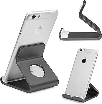 Urcover Soporte Móvil Smartphone en Aluminio | Stand Universal 7 ...