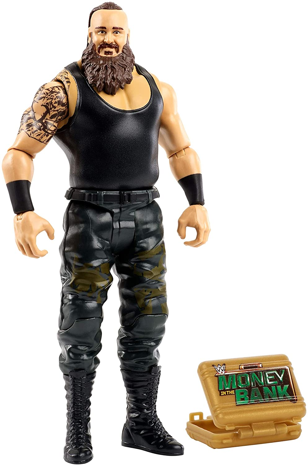 WWE Braun Strowman Action Figure