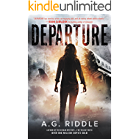Departure book cover