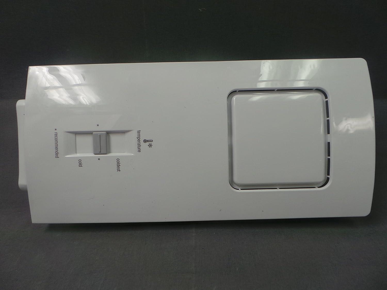 Frigidaire 242230901 Refrigerator Fan Cover And Damper