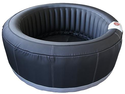 Aufblasbarer Whirlpool Jacuzzi G-Spa 208 bis 6 Personen: Amazon.de ...