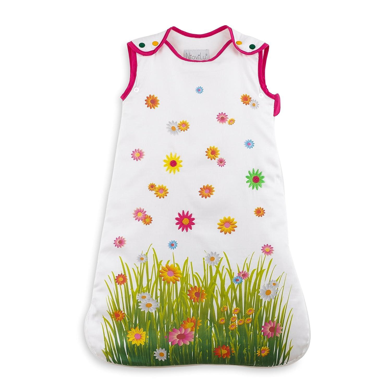 NioviLu Design Saco de dormir para bebé - Nature en Fête (0-6 meses / 70 cm - 3.5 Tog): Amazon.es: Bebé