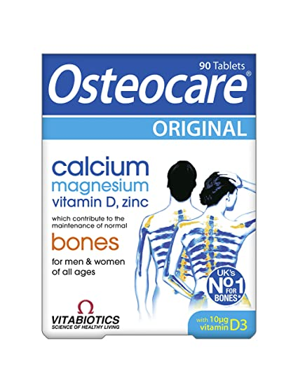 Vitabiotics Osteocare Original 90 Tablets